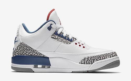 Air Jordan 3 Retro OG True Blue