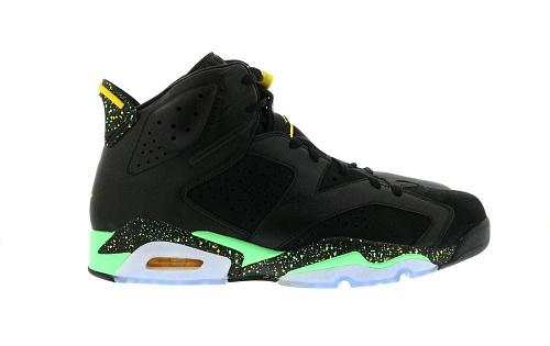 Air Jordan 6 Retro 'Brazil Pack' Shoes