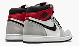 "Air Jordan 1 Retro High OG ""Light Smoke Grey"""