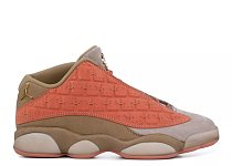 AIR JORDAN 13 X CLOT  LOW  TERRACOTTA