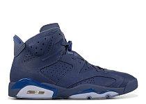 Air Jordan 6 Retro  Diffused Blue