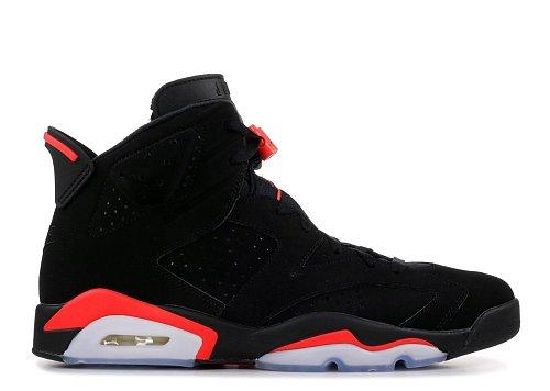 Air Jordan 6 Retro (Gs)  Infrared