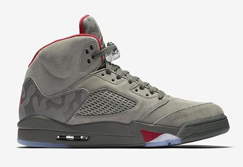 Air Jordan 5 Retro 'Camo' Shoes
