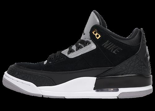 "Air Jordan 3 Tinker ""Black Cement"" CK4348-007"