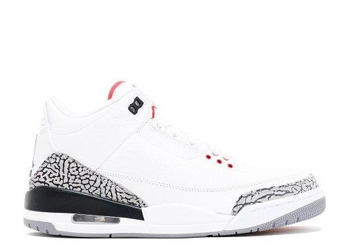 Air Jordan 3 Retro 2011 Release (UA)