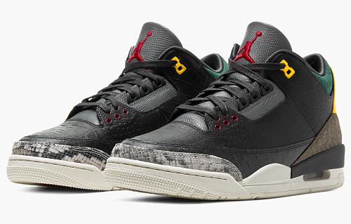 "Air Jordan 3 SE ""Animal Instinct 2.0"""