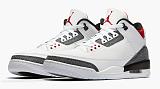 "Air Jordan 3 SE DNM ""Fire Red"""