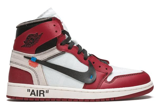 Air Jordan 1 off-white - Chicago