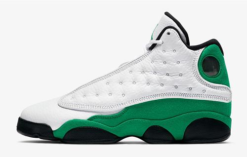 """Air Jordan 13 """"Lucky Green"""""""