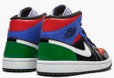 """WMNS Air Jordan 1 Mid SE """"Multicolor Patent"""""""