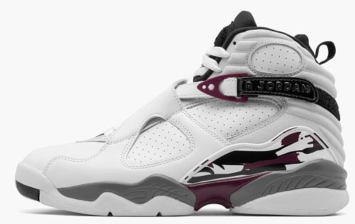"Air Jordan 8 Retro WMNS ""Burgundy"""