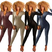 Front and back sexy cutout nightclub outfits FM1168