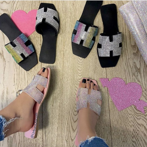 Summer women's sandals fashion slippers LYH614864731375