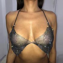Sexy bikini top beach bikini bra CHZ4
