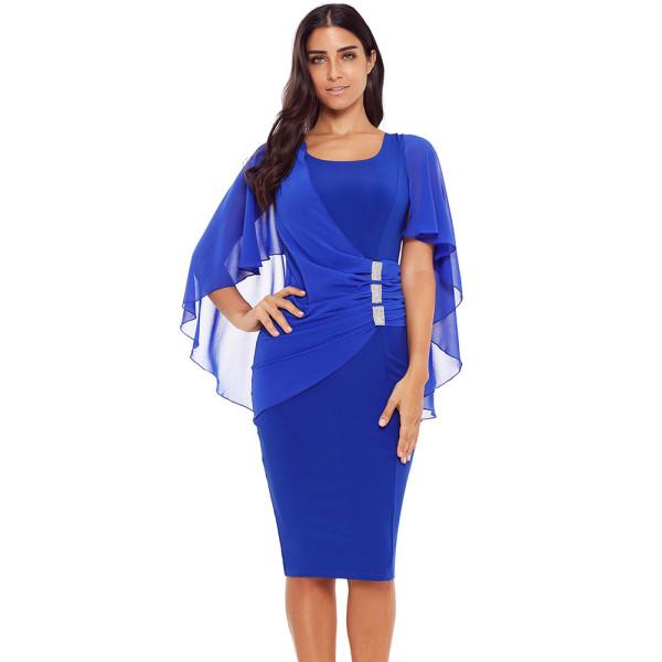 Elegant Ladies Bodycon Pencil Dress TQ6102