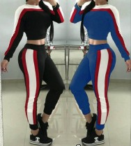 Slim Mini Tops With Pancil Pants Sexy Women 2 Pieces Sets MDF-5005