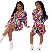 Shirt dresses in stock YZ1877