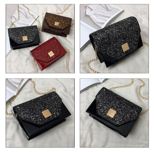 Sequin bag fashion with one shoulder JY7422
