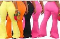 Autumn new fashion zipper casual pants HHM6339