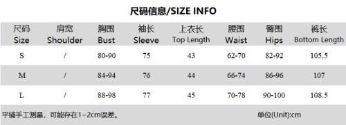 Zipper Long Sleeve Sports Fitness Suit Women S072597W