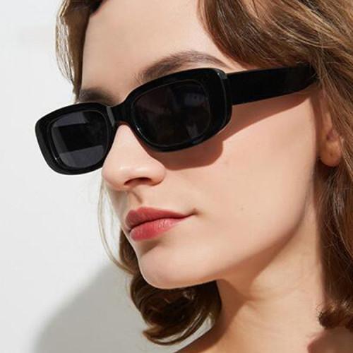 Small frame sunglasses simple square KD9074