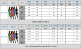 Gold velvet solid color sexy V-shaped suit two-piece swimsuit short skirt FFD1115