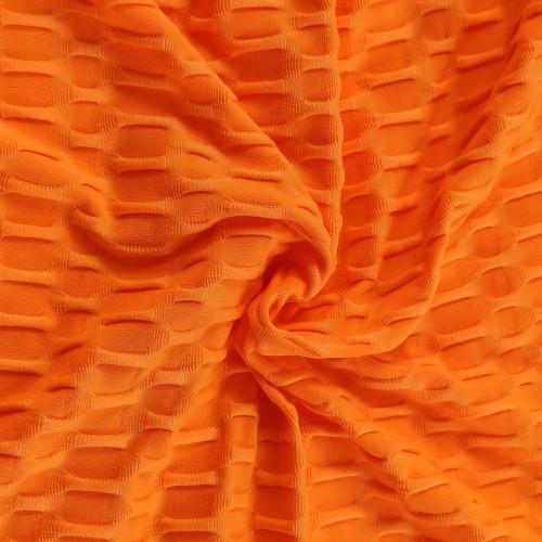 Sexy seersucker solid color jumpsuit BN7186