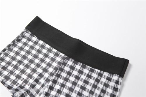 Ladies Fashion Sexy Halter Halter Digital Printing Sports Suit K21S04106