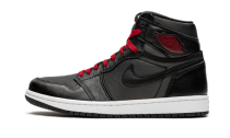 Air Jordan 1 Retro High Black Gym Red Black