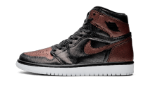 Air Jordan 1 Retro High Fearless Metallic Pink Gold