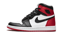 Air Jordan 1 Retro High Satin BlackToe