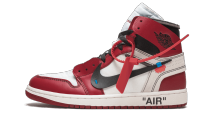 Air Jordan 1 Retro High Off-White Chicago The Ten