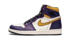 Air Jordan 1 Retro High OG Defiant Nike SB Lakers