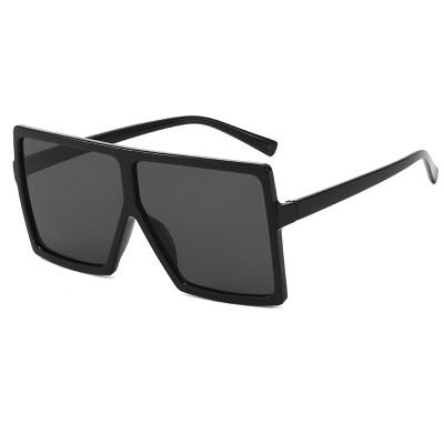 Big Square Shades Oversized Sunglasses