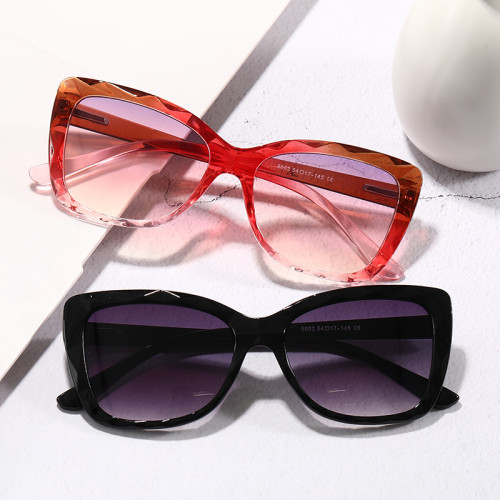 Fashion Anti Blue Light Eyeglasses Women   Spring Hinges Glasses