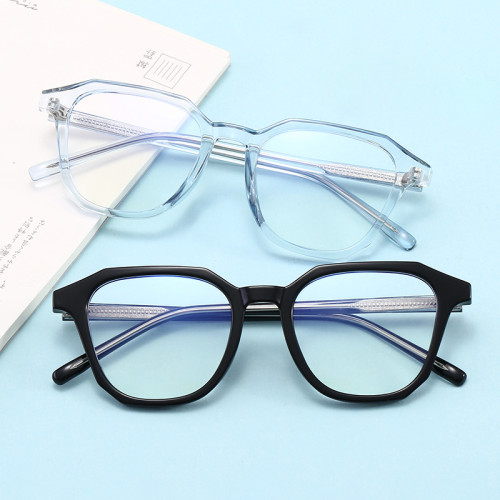 Blue Light Blocking Glasses TR90 Frame Computer Eyeglasses for Women Men