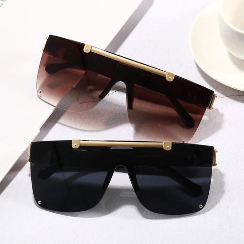Luxury Men's Shades Sun glasses Flip Up Sunglasses