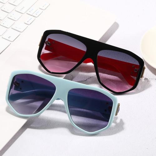 Fashion Luxury Sun glasses Men Women UV400 Oversized Shades Sunglasses