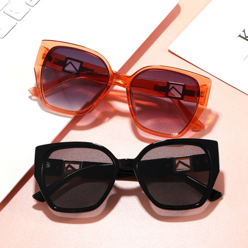 Female Sun glasses Oversized UV400 Women Shades Sunglasses