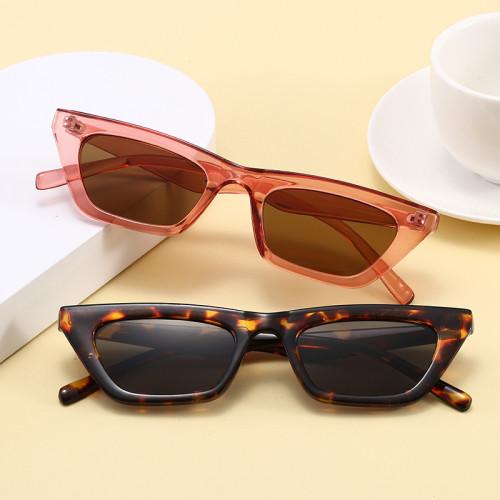 Lady Sun glasses Women's Retro Vintage Small Cat Eye Sunglasses