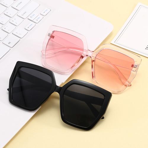 Big Frame Oversized UV400 Women Shades Sunglasses