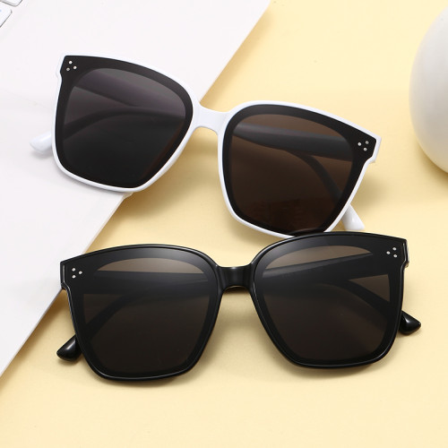 Square Oversized UV400 Men Women Shades Sunglasses