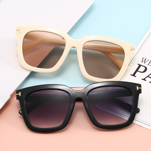 UV400 Oversize Square Men Women Shades Sunglasses