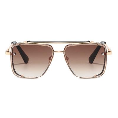 Metal Frame Men Sunglasses