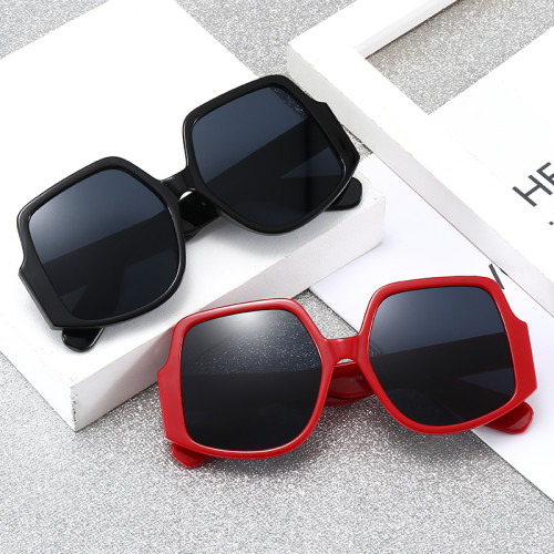 Big Frame Oversized UV400 Women Sunglasses