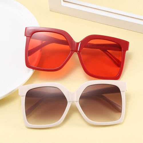 Tortoise Women Square Oversized UV400 Shades Sunglasses