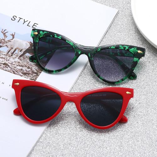 Ready Stocked Oversized Women Cat Eye Sunglasses