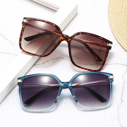 Fashion 2020 Women Oversized Shades Sunglasses