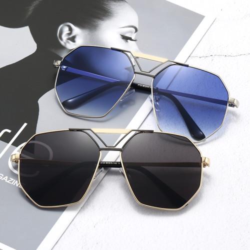 Metal Designer Men Women Shades Sunglasses
