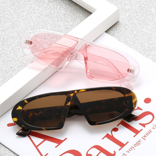 Retro Fashion 2020 Men Women Oval Sunglasses
